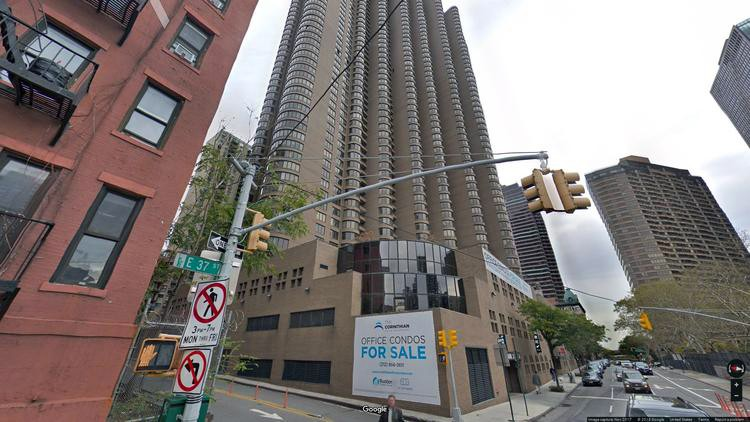 lease office 345 east 37th street