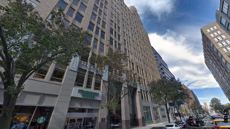 let office 345 hudson street
