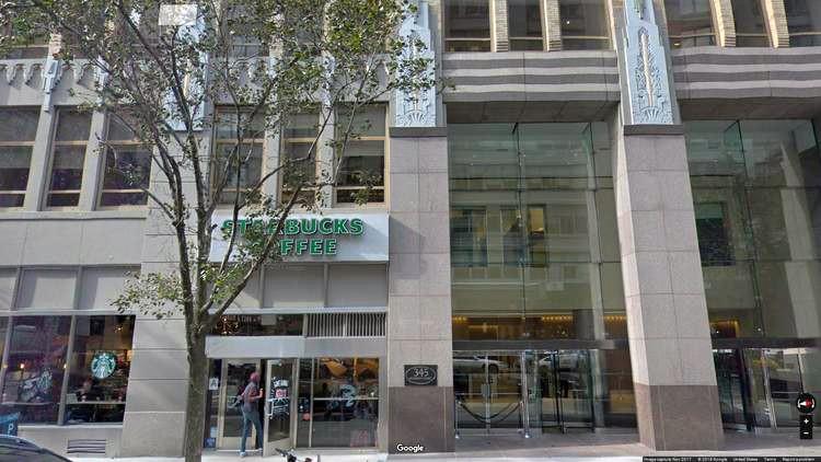rent office 345 hudson street
