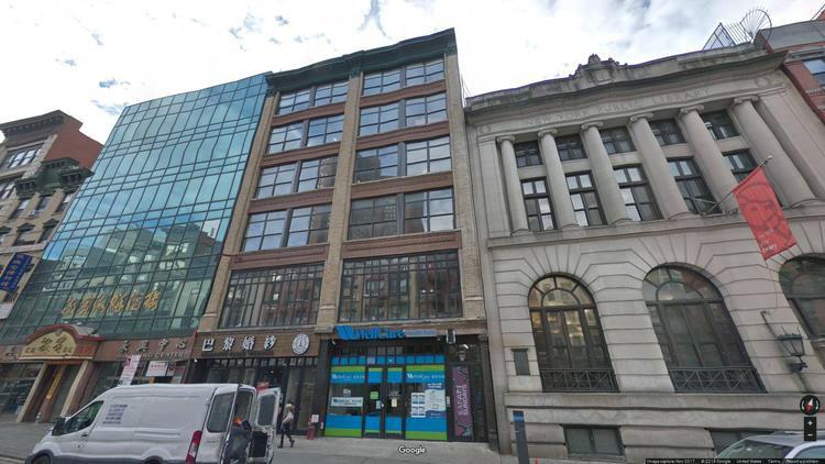 lease office 35-37 east broadway
