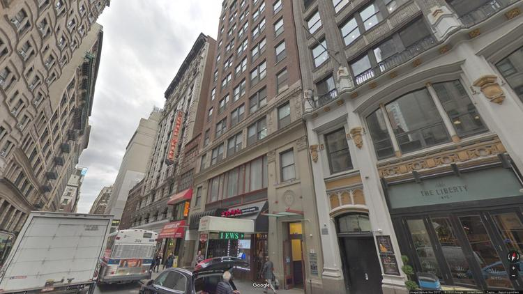lease office 35 west 35th street