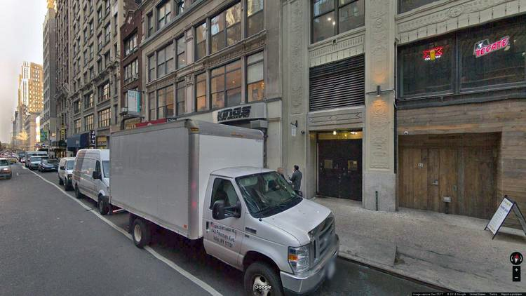 lease office 35 west 36th street