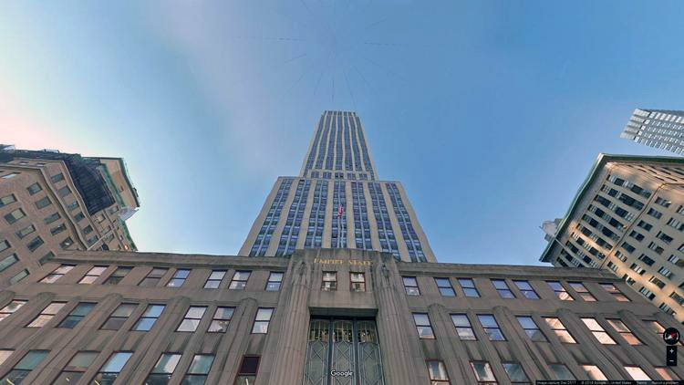 let office 350 fifth avenue