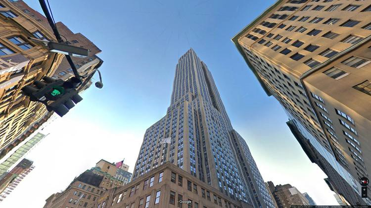 lease office 350 fifth avenue