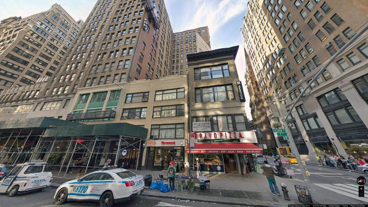 lease office 352 seventh avenue
