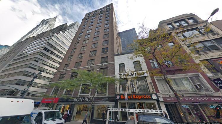 lease office 353 lexington avenue
