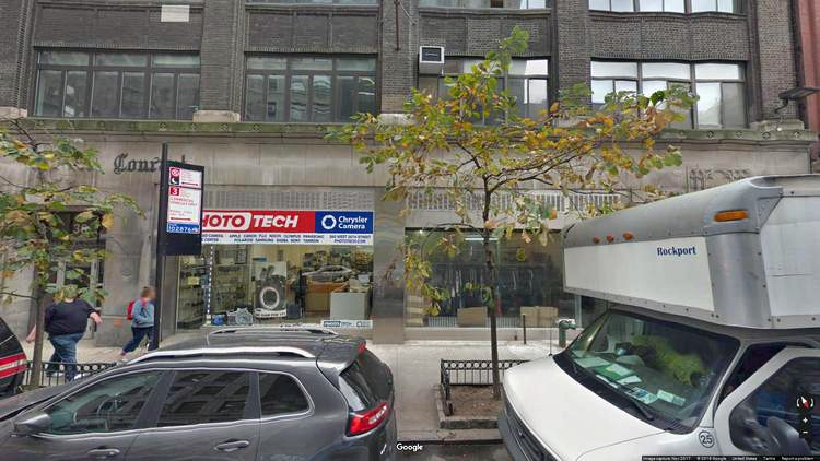rent office 356-360 west 36th street