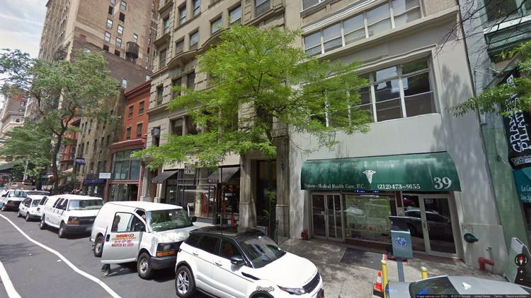 lease office 36-38 east 20th street