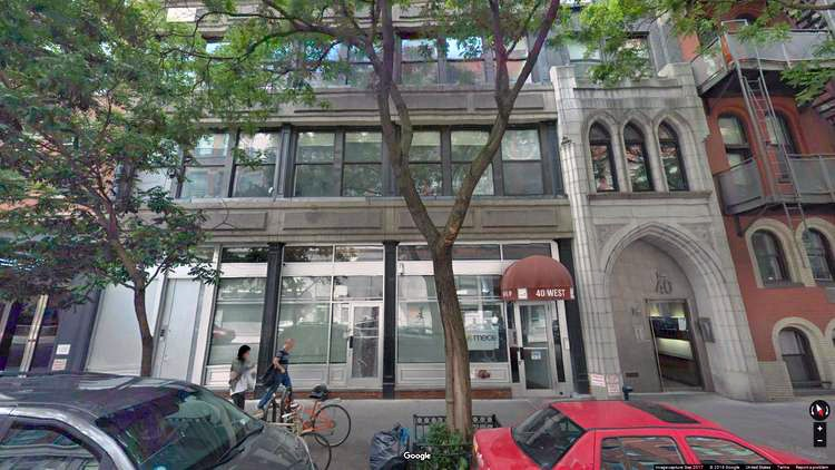rent office 36-40 west 13th street