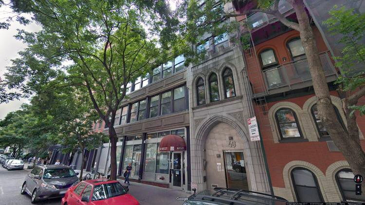 lease office 36-40 west 13th street