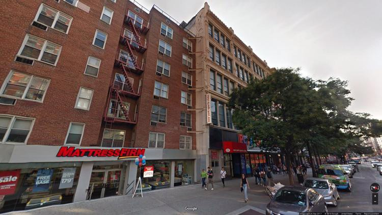 rent office 36-42 west 14th street