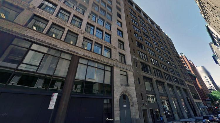 lease office 36 east 31st street