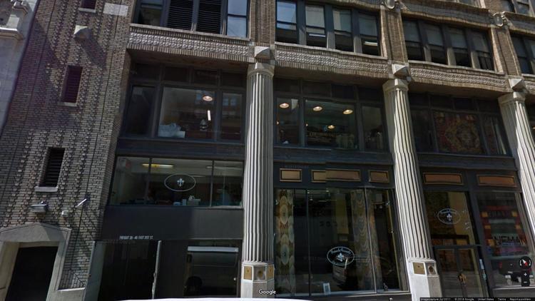 rent office 36 east 31st street