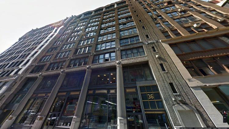 let office 36 east 31st street