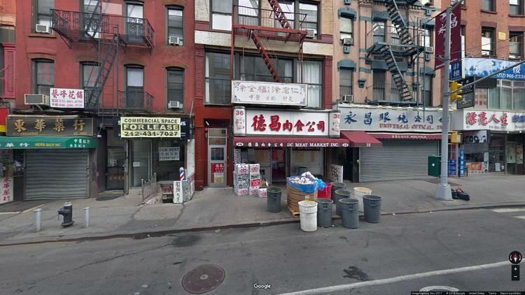 rent office 36 east broadway