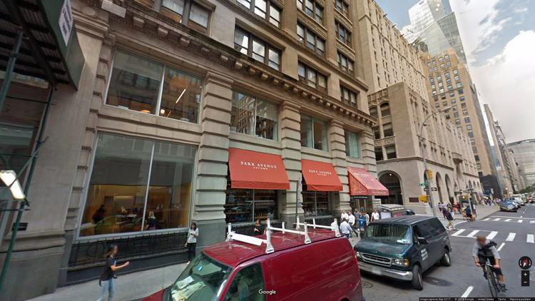 let office 360 park avenue south
