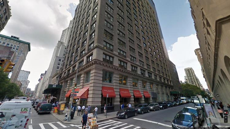 lease office 360 park avenue south