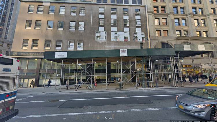 rent office 362 fifth avenue