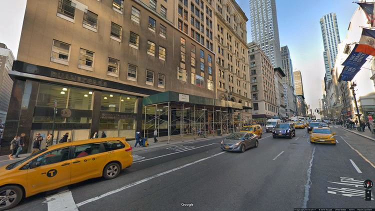 lease office 362 fifth avenue