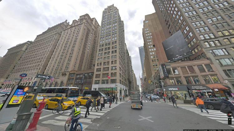 let office 363 seventh avenue