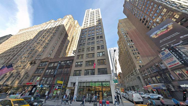 lease office 363 seventh avenue