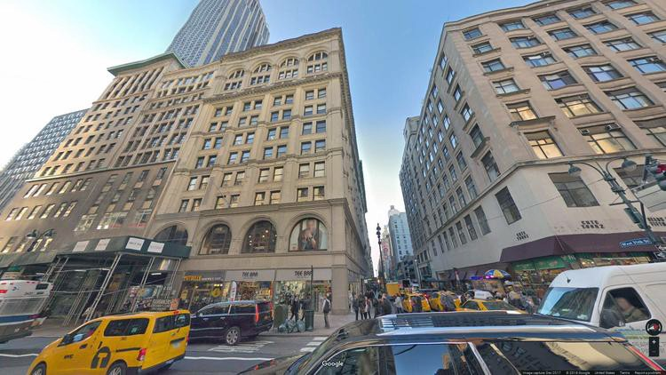 rent office 366 fifth avenue
