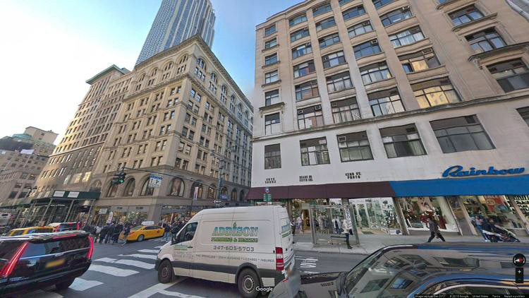 lease office 366 fifth avenue