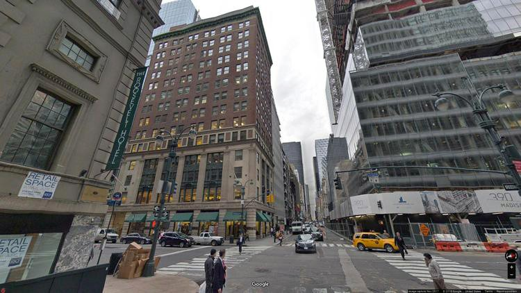 lease office 366 madison avenue