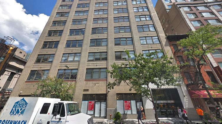 lease office 368 ninth avenue
