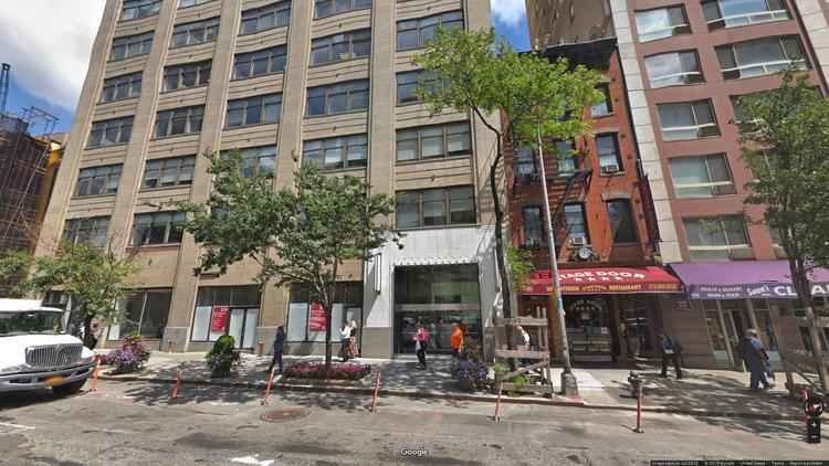 rent office 368 ninth avenue