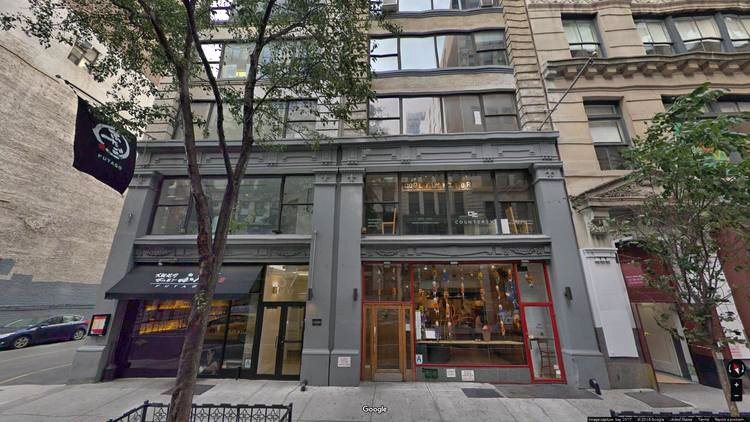 rent office 37-39 west 17th street