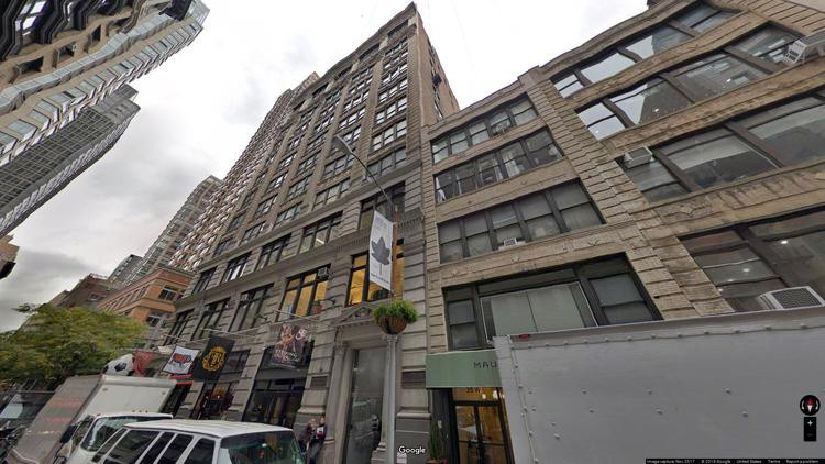 lease office 37-43 west 26th street