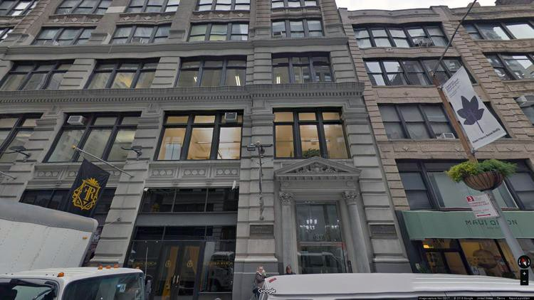 rent office 37-43 west 26th street