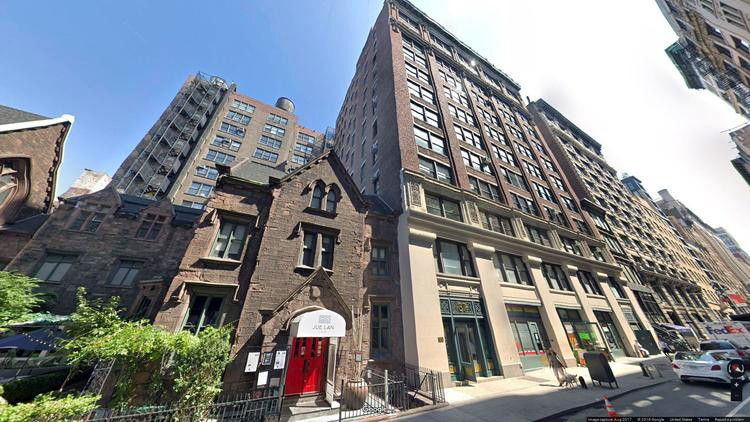 lease office 37-45 west 20th street