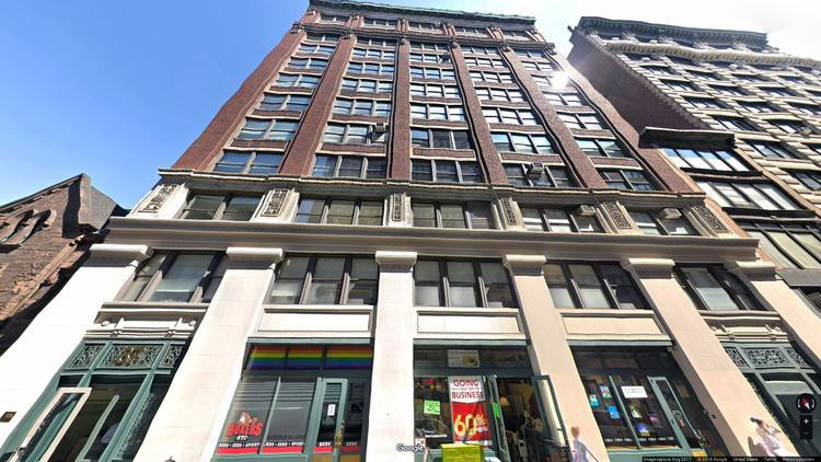 rent office 37-45 west 20th street