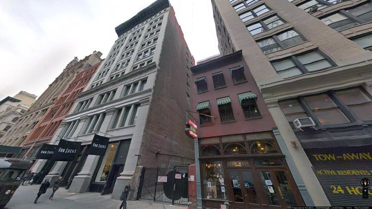lease office 37 east 18th street