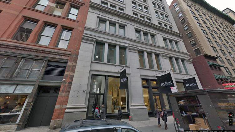 rent office 37 east 18th street