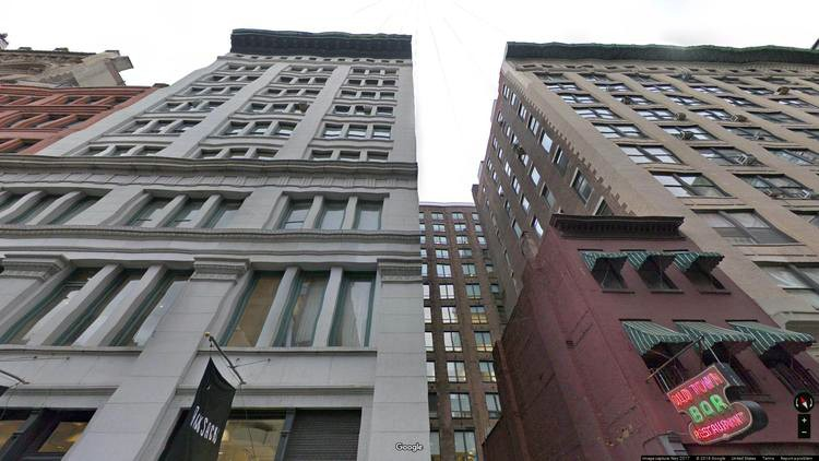 let office 37 east 18th street