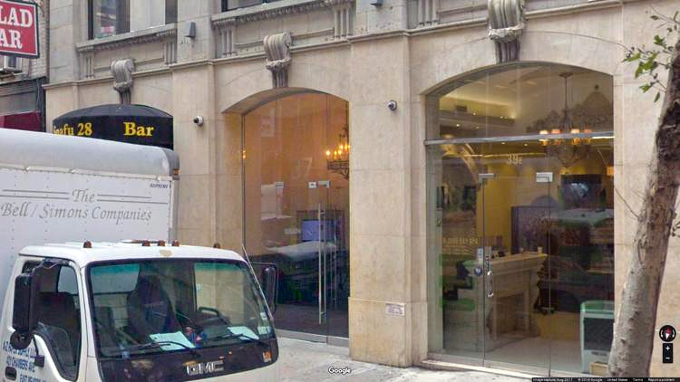 rent office 37 east 28th street