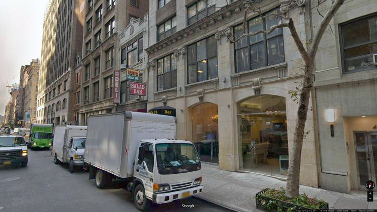 lease office 37 east 28th street