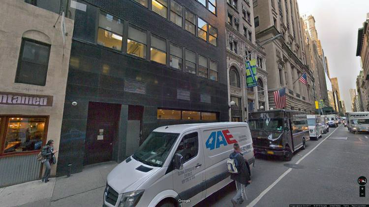 lease office 37 west 39th street