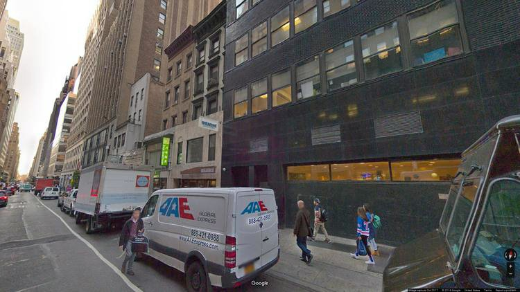 let office 37 west 39th street
