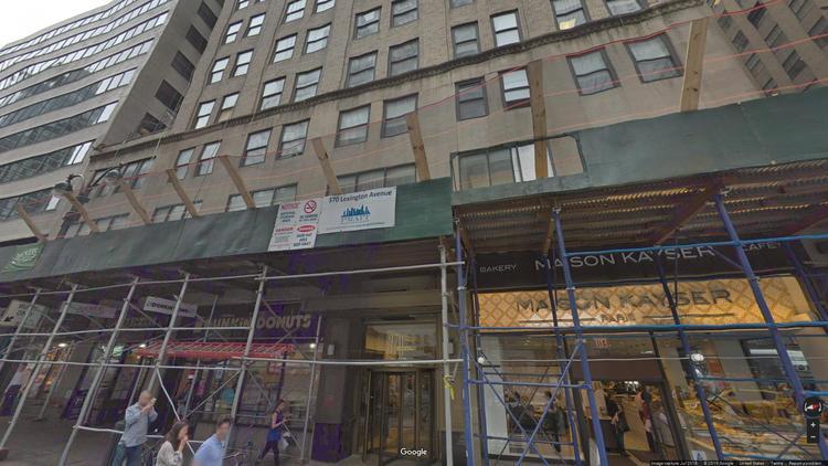 rent office 370 lexington avenue