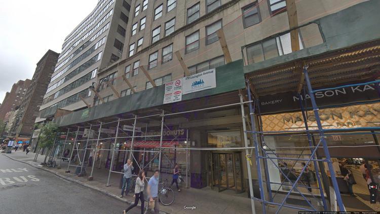 let office 370 lexington avenue