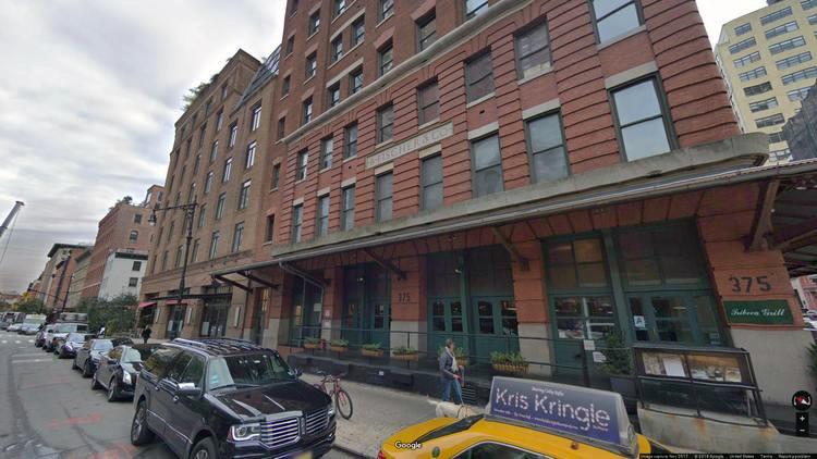 lease office 375 greenwich street