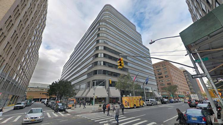 lease office 375 hudson street