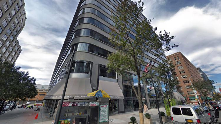 rent office 375 hudson street