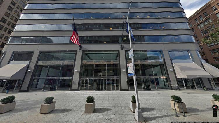 let office 375 hudson street