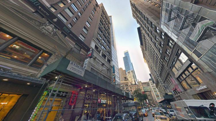 let office 38-40 west 32nd street