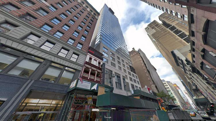 rent office 38 west 33rd street